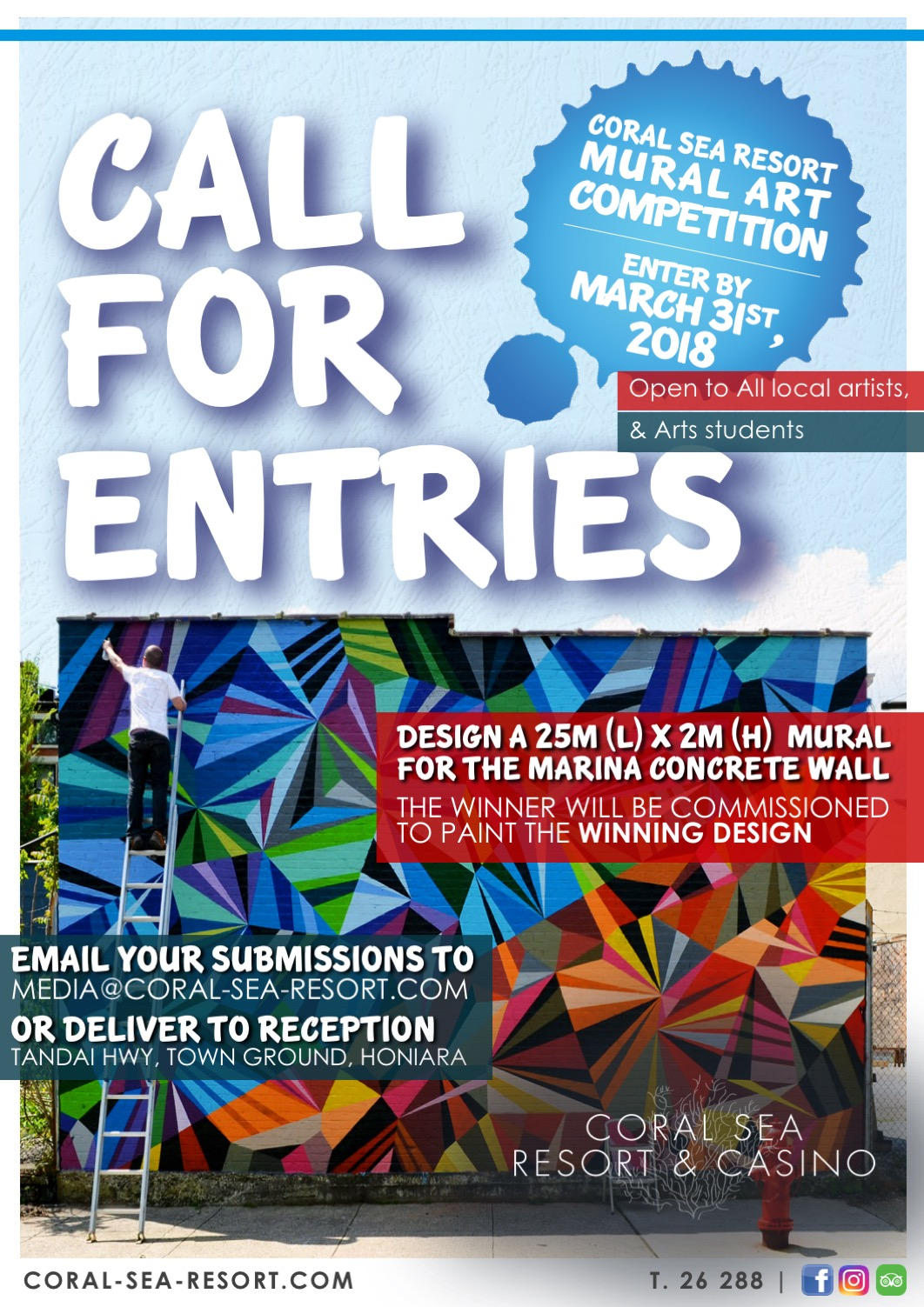 2018 Mural Art Competition